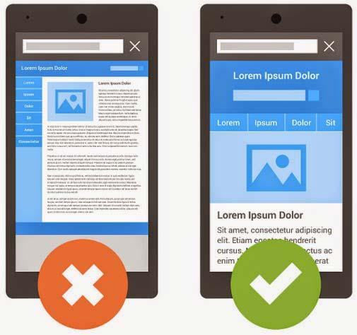 Google отдаст приоритет сайтам адаптированным к мобильным устройствам