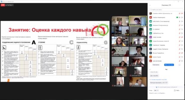 MOVE - 5 дней ZOOM, YOUTUBE Британия, Россия, Кипр - конференция онлайн